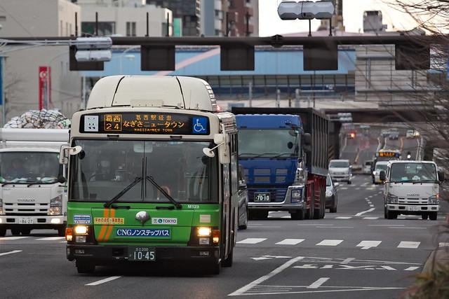 2017/02/10 東京都交通局 M123