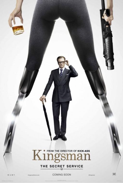 Kingsman - The Secret Service - Poster 6