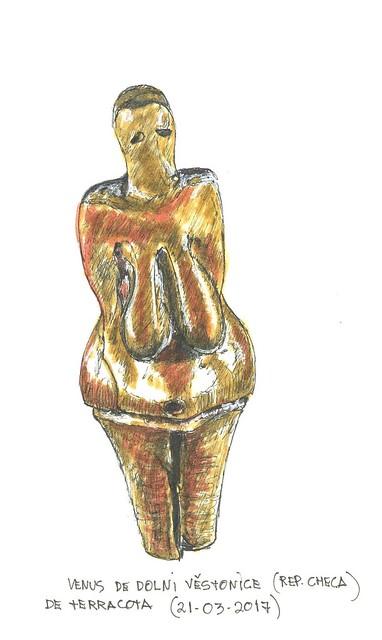 Venus de Dolní Vestonice