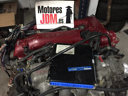 Sr20det tomei powered | by MotoresJDM.es