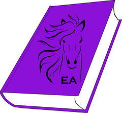 Equine Authors Logo - the Online Resource for Horse Book Authors