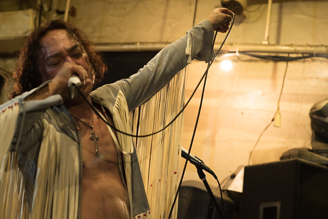 THE ELECTRIC EEL live at Golden Egg, Tokyo, 19 Mar 2017 -00233