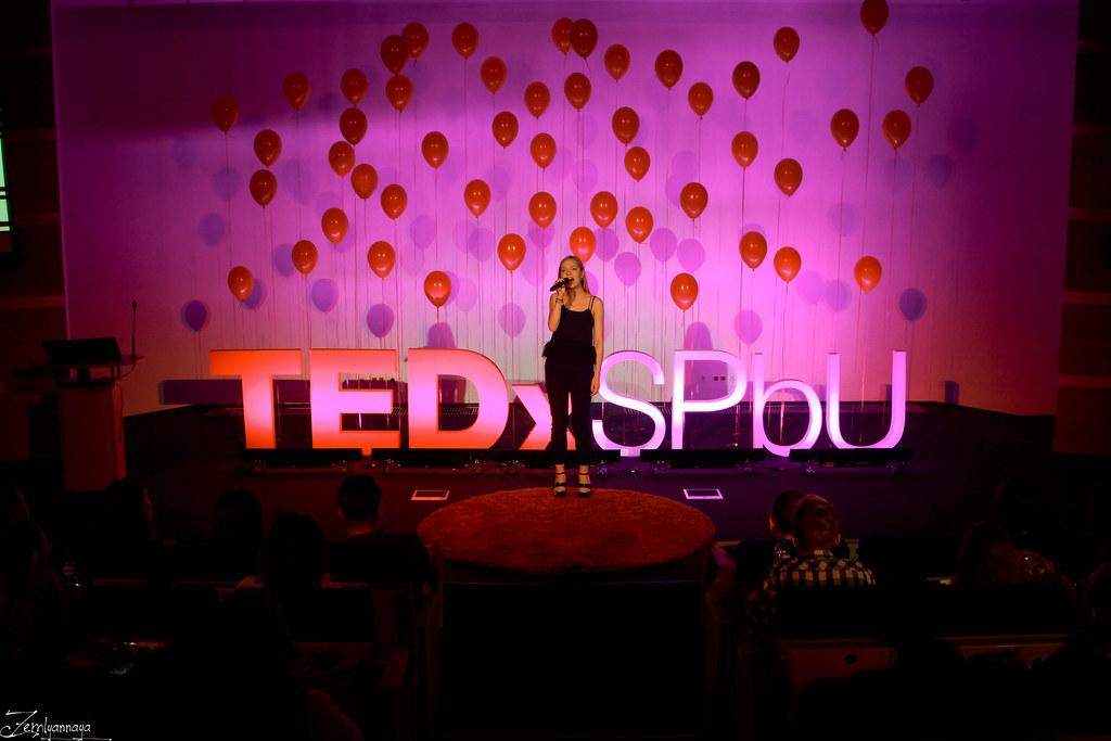 TEDxSPbU: «Вместе» - идеи достойные распространения