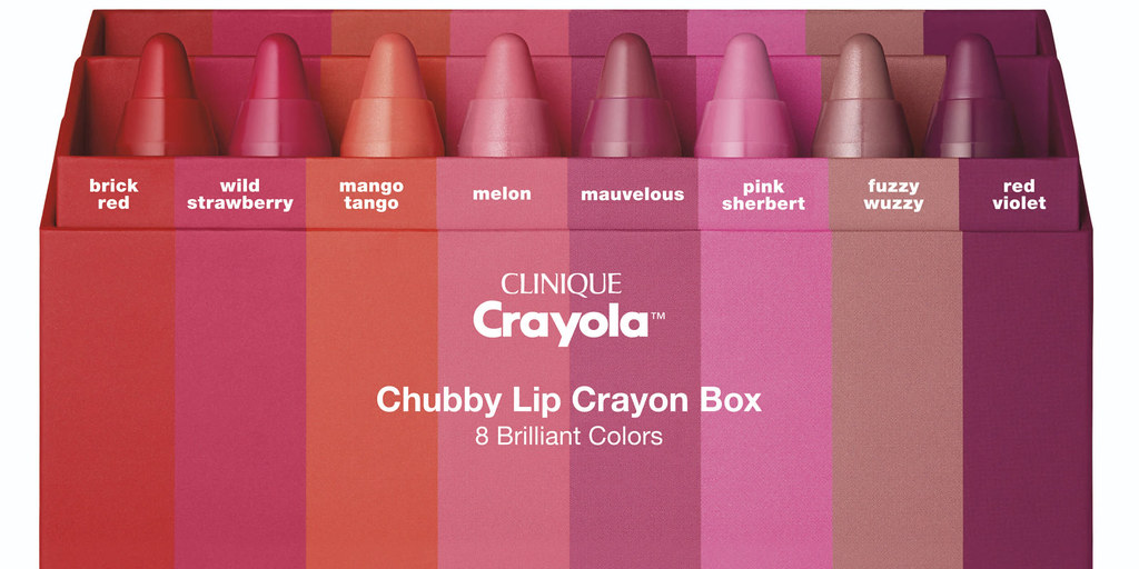 Clinique x Crayola Chubby Stick
