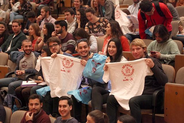 Estudiantes Movilidad Internacional Erasmus 2017-2018