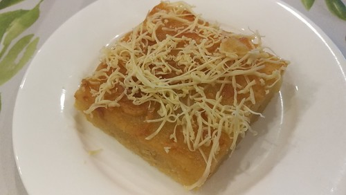DavaoFoodTripS.com | Cassava Cake - Sundays Modern Home Cooking at Go Hotels Davao