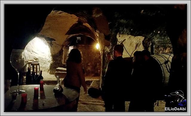 Bodegas medievales don Angel y don Carlos en Aranda de Duero  (2)