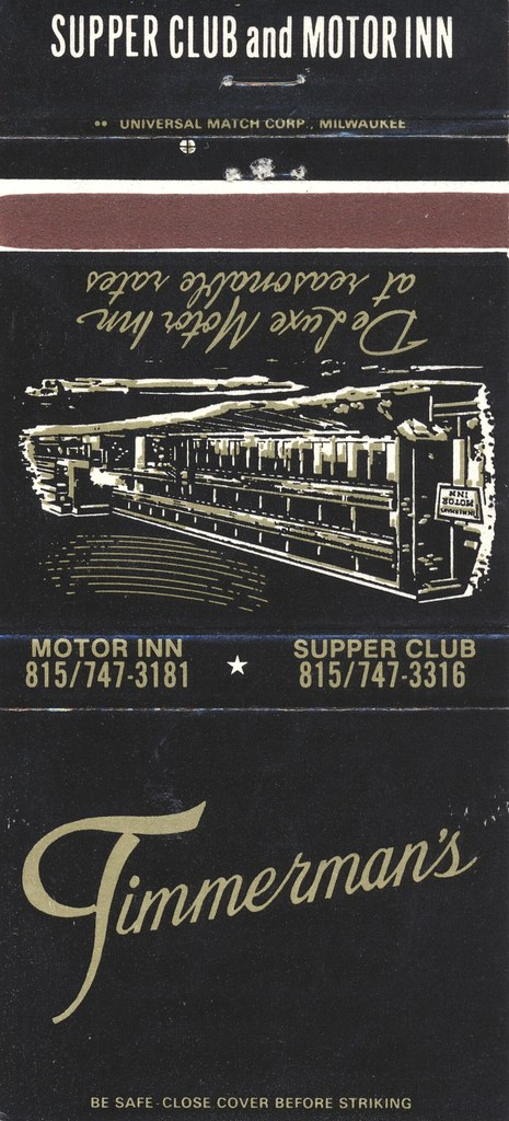 Timmerman's Supper Club & Motor Inn - East Dubuque, Illinois