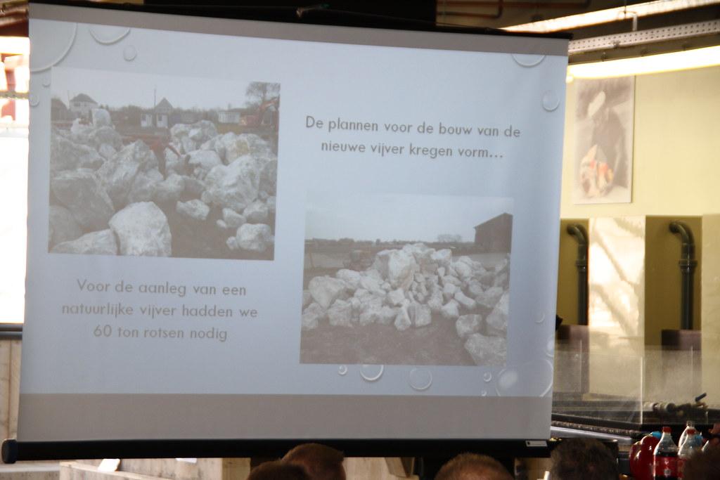 Ronnie van Wynckel's presentatie