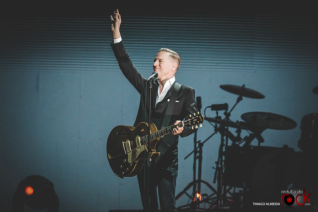 Bryan Adams em SP (Exclusivas)