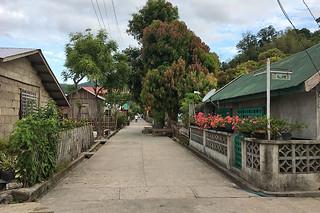 Sibale island - Poblacion scenes