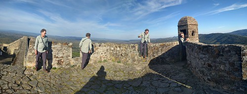Fun with Pano in the Castelo - Marvao, Portugal
