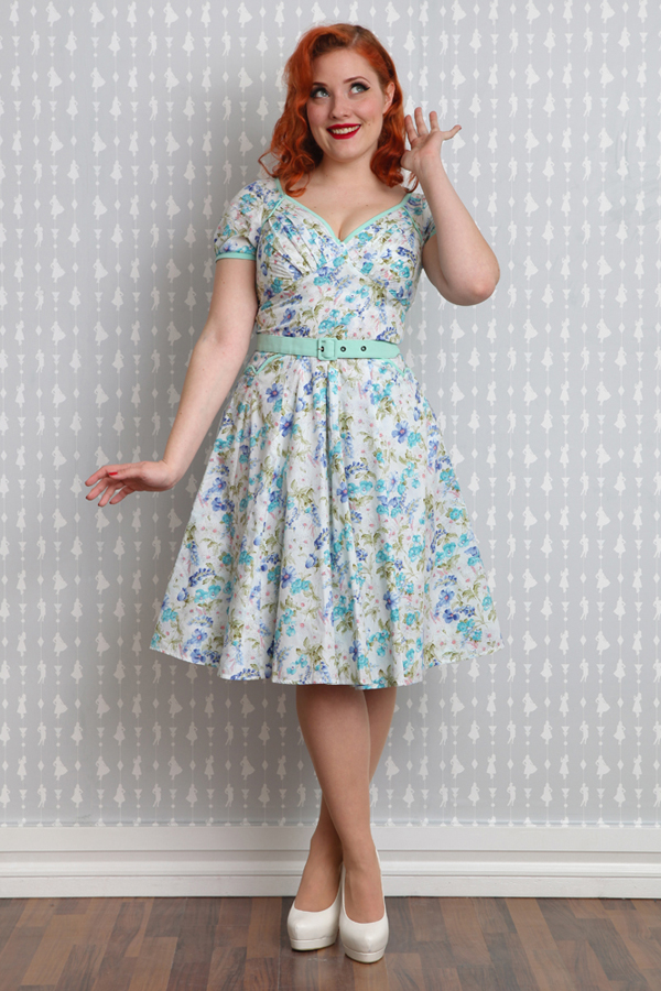 miss candyfloss floral dress