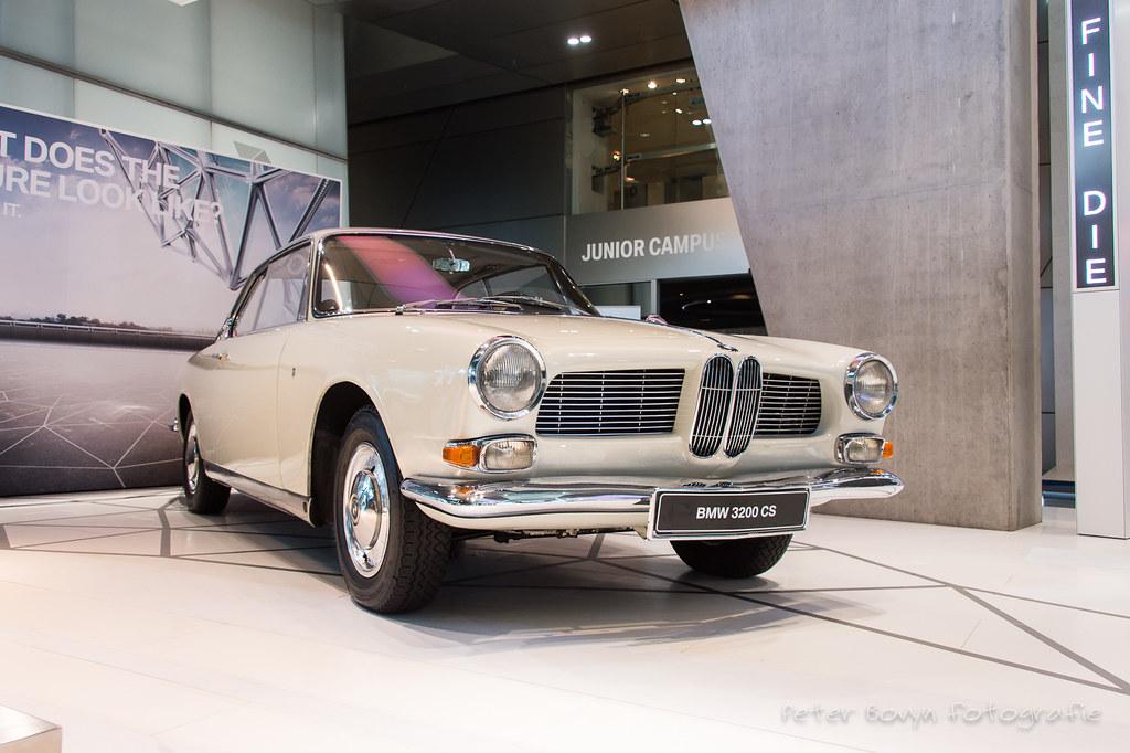 BMW 3200 CS | 1962 - 1965 Coachwork by Bertone E512 3.168 cc… | Flickr