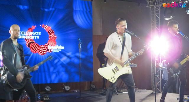 Sunstroke Project, O.Torvald  in Euroclub