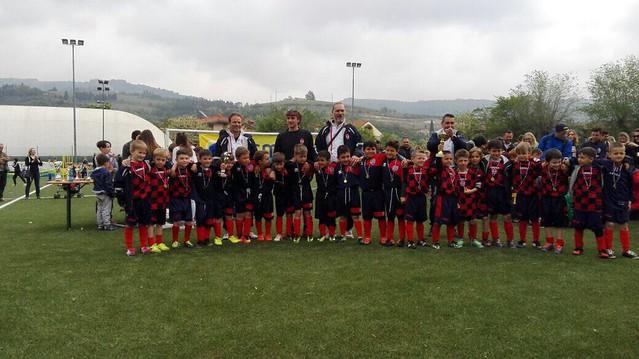 La Scuola Calcio della Virtus si diverte alla Lessinia Cup