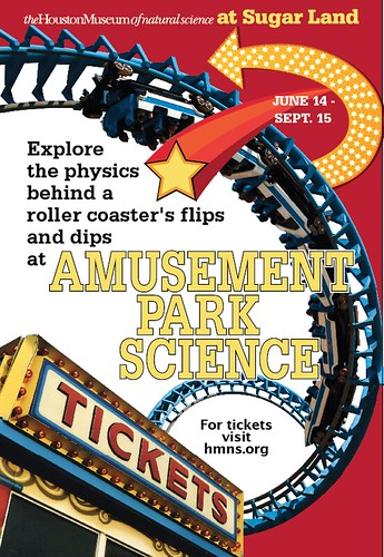 Amusement Park Science: At HMNS Sugar Land June 14 through Sept. 15 | by Houston Museum of Natural Science