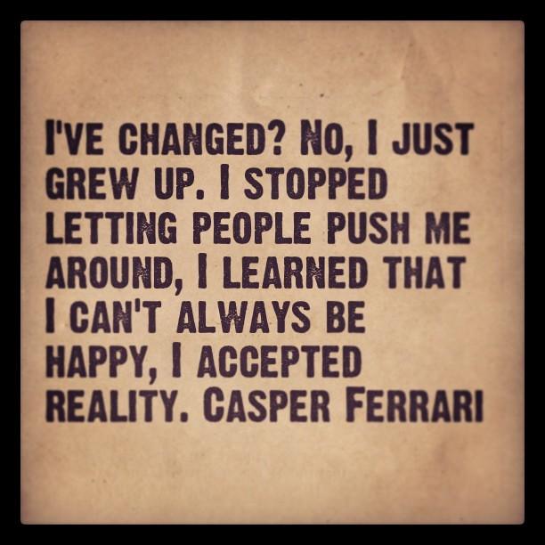 I Didnt Change I Just Grew Up World Uae Abudhabi Flickr