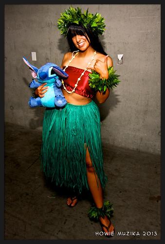 San Diego Comic-Con 2013 - LILO & STITCH | Howie Muzika ...