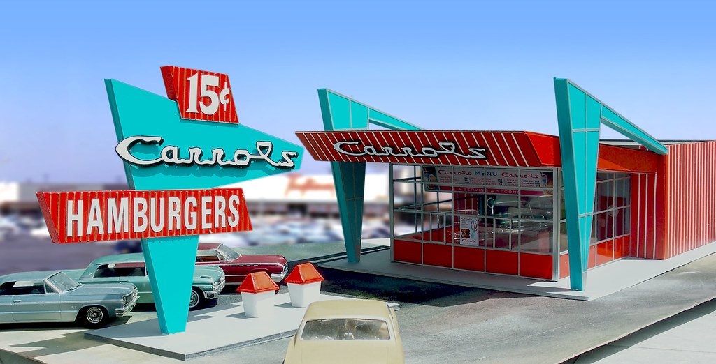 Carroll S Model For Fast Food Restaurant