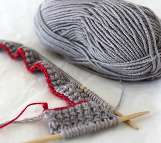 Love starting a new knitting project | by Entropy Always Wins