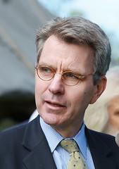 Kritik an Kiews Medienpolitik: US-Botschafter Geoffrey R. Pyatt