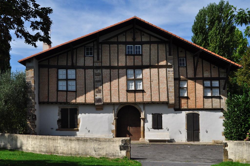 maison basco landaise garris basse navarre pays basque flickr. Black Bedroom Furniture Sets. Home Design Ideas