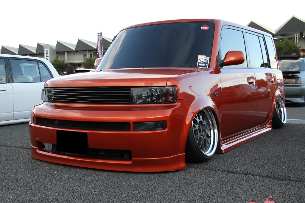 Slammed Society 2013 Japan Toyota Bb Scion Xb ③