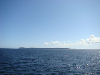 051 Noord Schotland komt in zicht