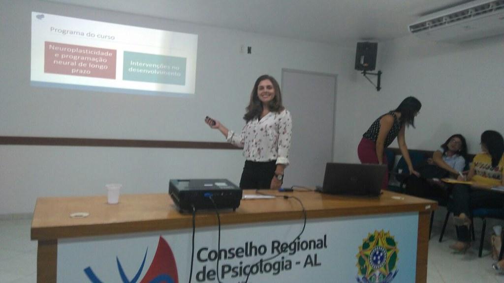 Curso Intervenções na infância e adolescência - Maceió