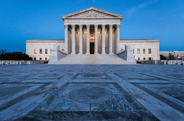 photo of supreme court