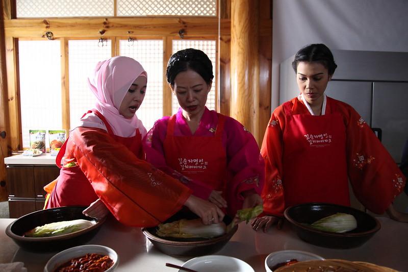Kimchi Untuk Awak