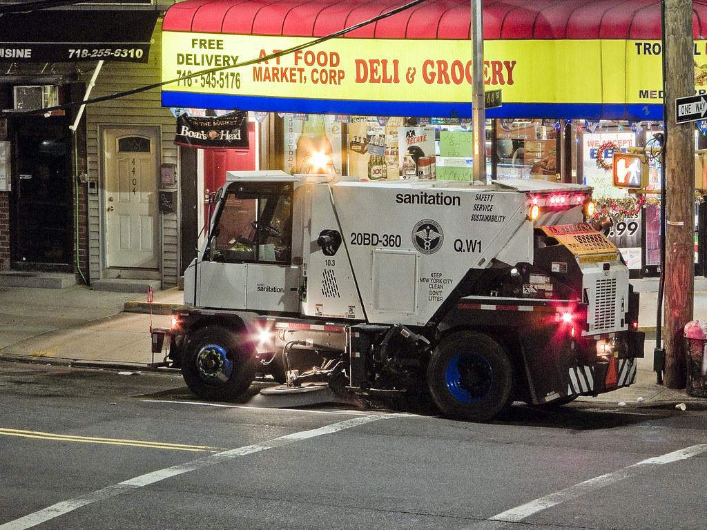 Rbeata Mitch Waxman Flickr - Nyc street sweeping map