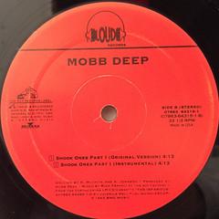 MOBB DEEP:SHOOK ONES PART II(LABEL SIDE-B)