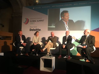 Chairing Open Banking Panel