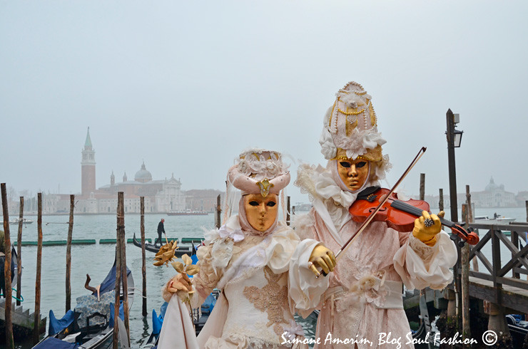 Have u ever been in Venice during the carnival?