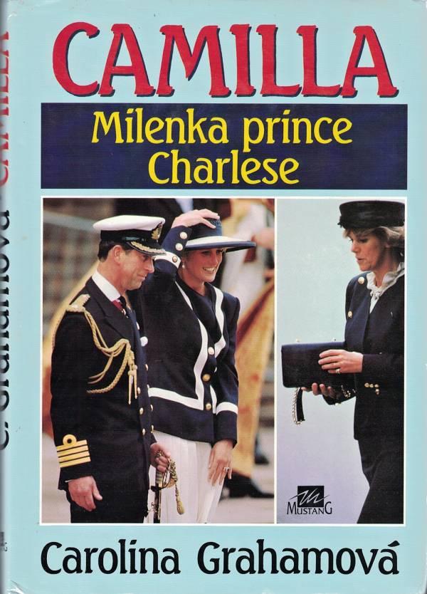 Kniha Camilla - milenka prince Charlese, Caroline Graham