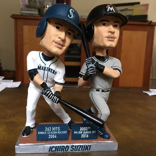 Double Ichiro!