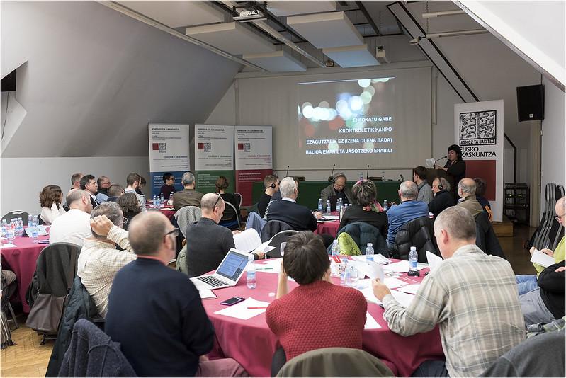 2017.01.14 Euskal lurraldeen territorioak: kohesioa eta identitateak mintegia