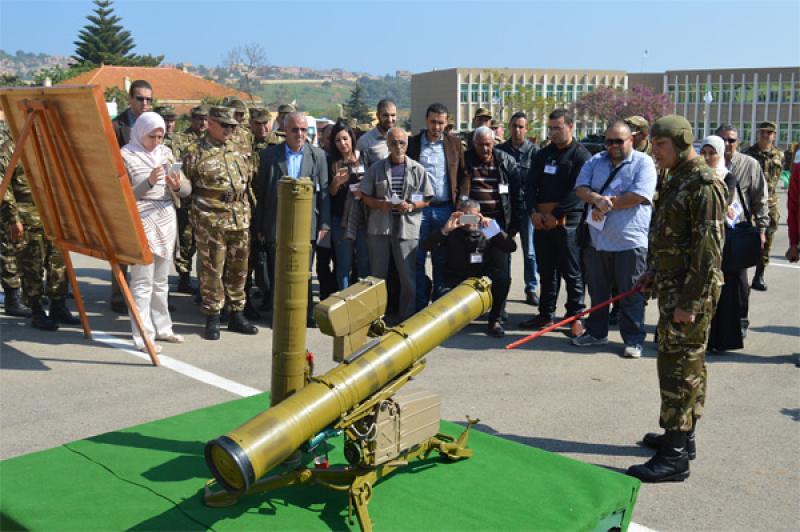 القوات البرية الجزائرية [  Missiles Anti-Chars ]   33423048794_8708a1fd57_b