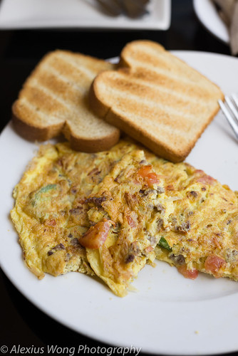 Ethiopian Meat Omelet - Lesaac Cafe