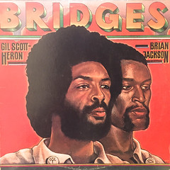 GIL SCOTT-HERON AND BRIAN JACKSON:BRIDGES(JACKET A)