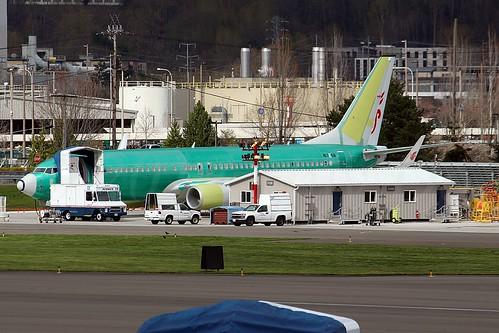 Boeing 737-89L(WL) Air China B-1416 LN6369