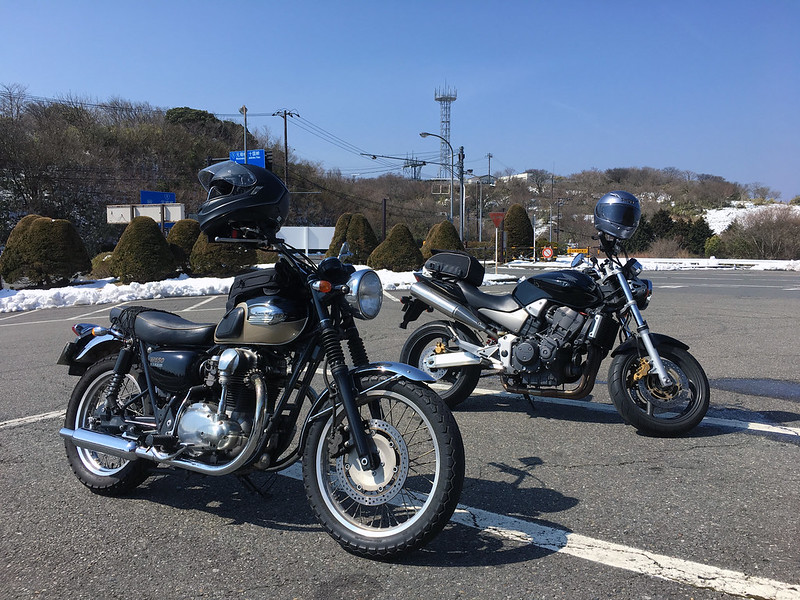 W650ターンパイク