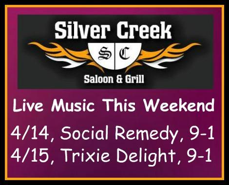 Silver Creek Poster 4-14-17