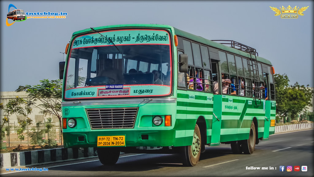 Tamil Nadu Buses - Photos & Discussion - Page 2531 - SkyscraperCity