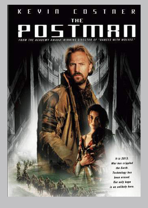 The Postman - Poster 4