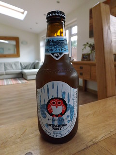 Hitachino Nest, White Ale, Japan