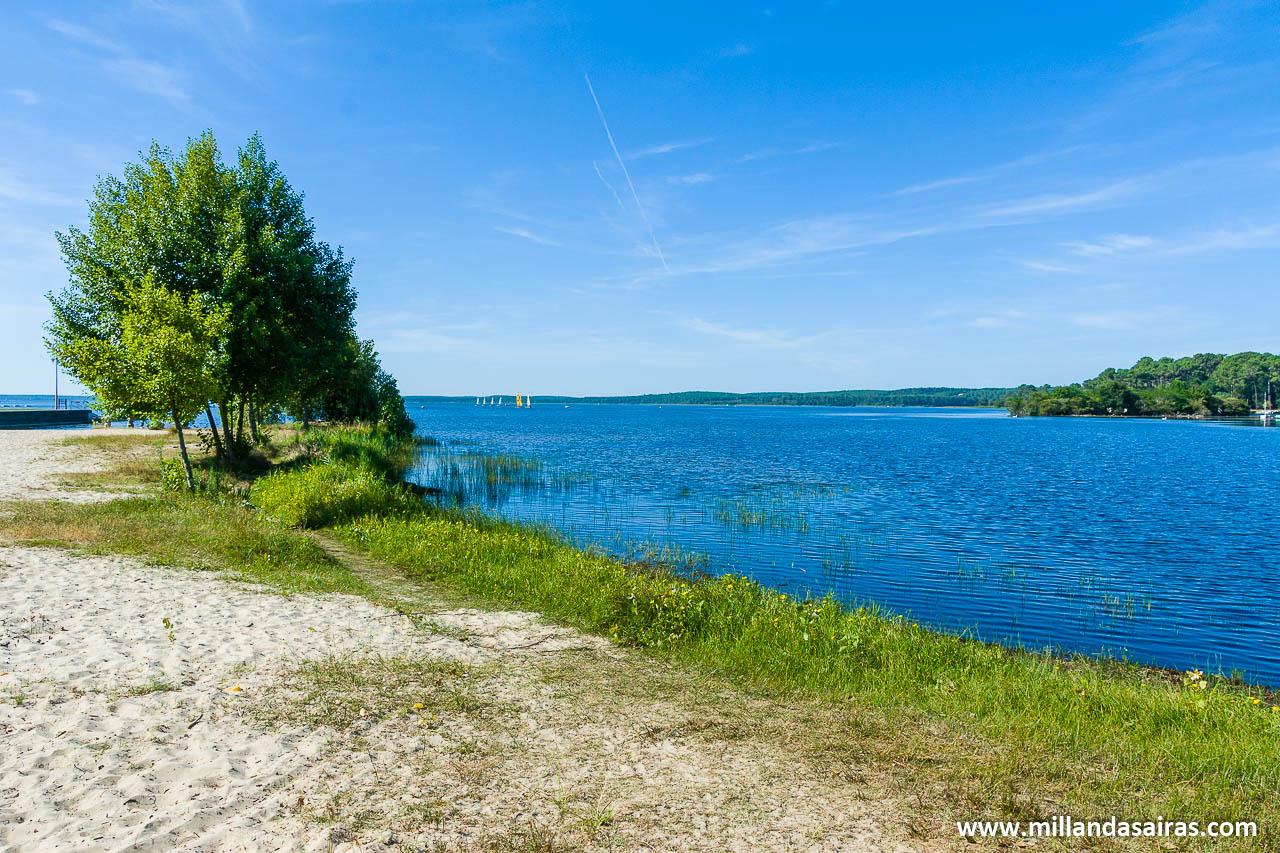 Entorno del lago de Latécoère