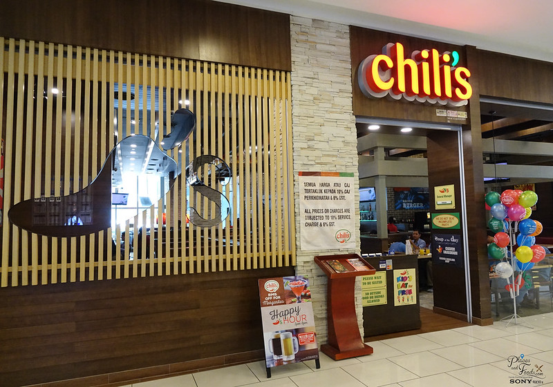 chilis jaya shopping center